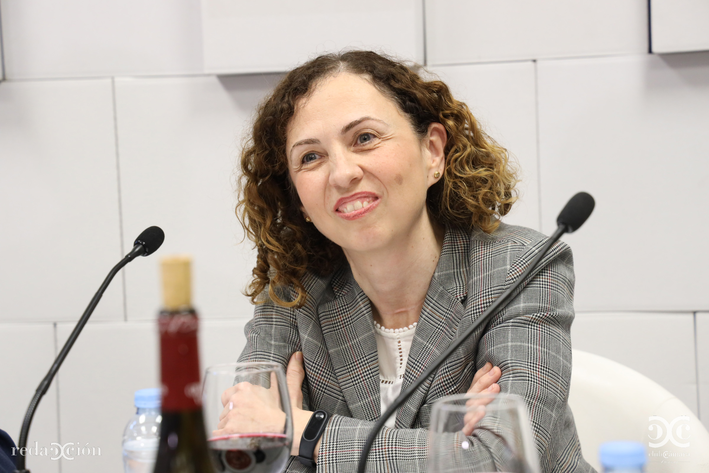 Elena Sanjoaquin, ITAINNOVA