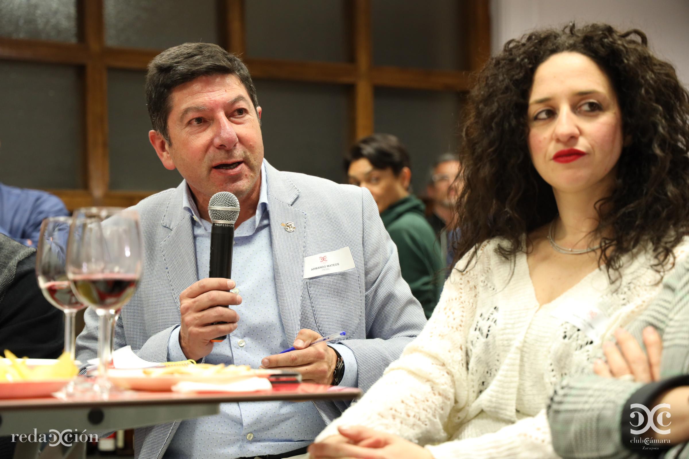 Armando Mateos, Itesal, Rosa Falconetti