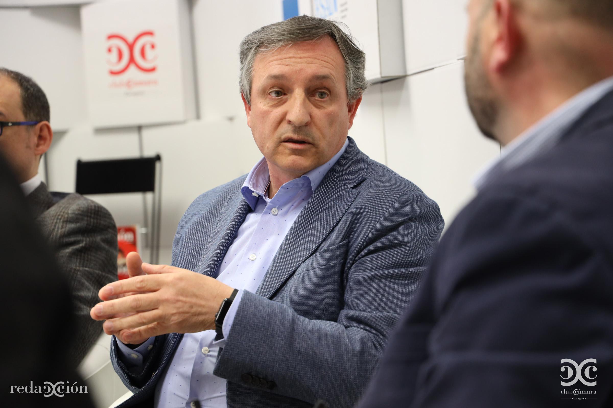 Alejandro Aznar, Lotería del Rosario