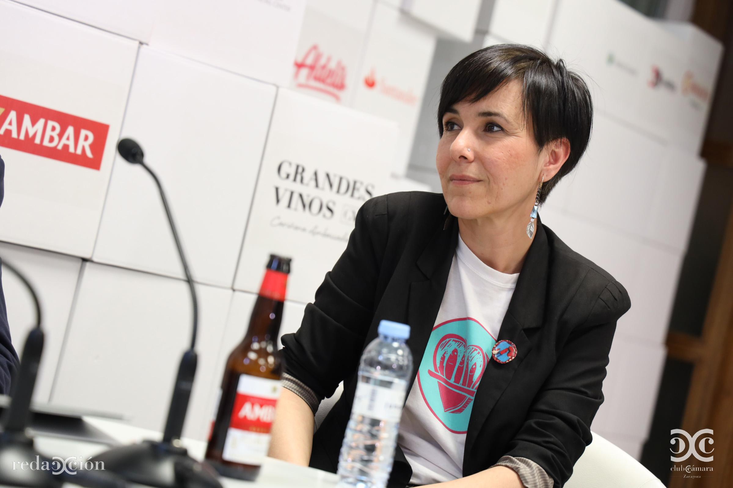 Eva Celimendiz Rodellar, Latastienda