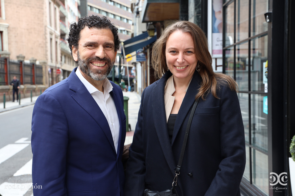 Enrique Torguet, María López, Britbain