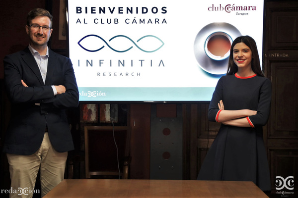 Javier Sanz Naval, Inés Palacio, Infinitia Research