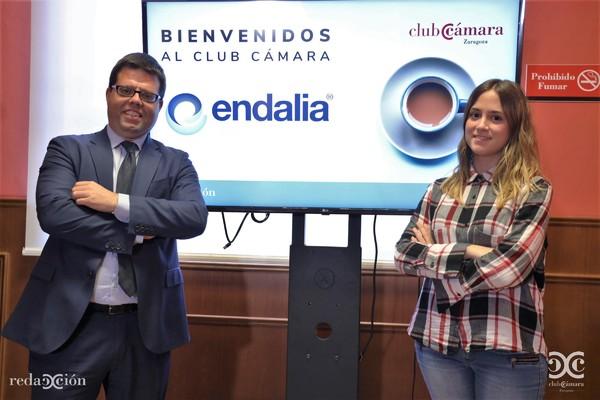 Endalia, Beatriz Velilla, Fernando Cortés