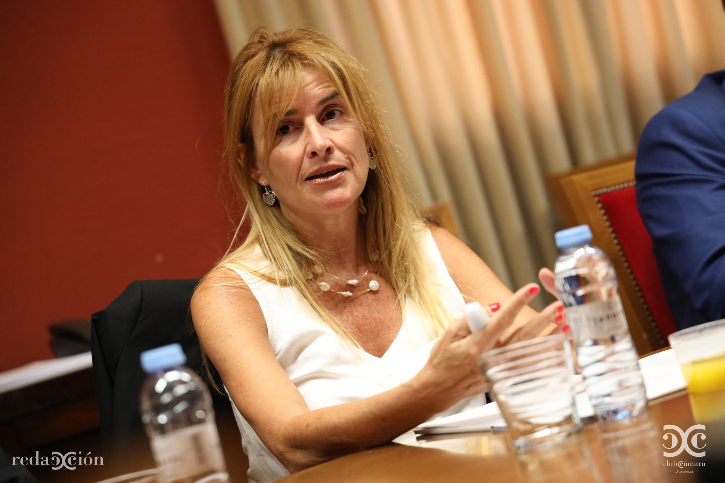 María Pilar Oliveros, Fersa