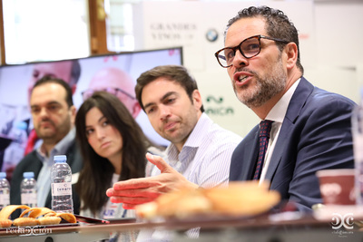 Rafael Martínez de Vega, Vocento