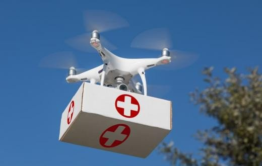 novaltia, drones