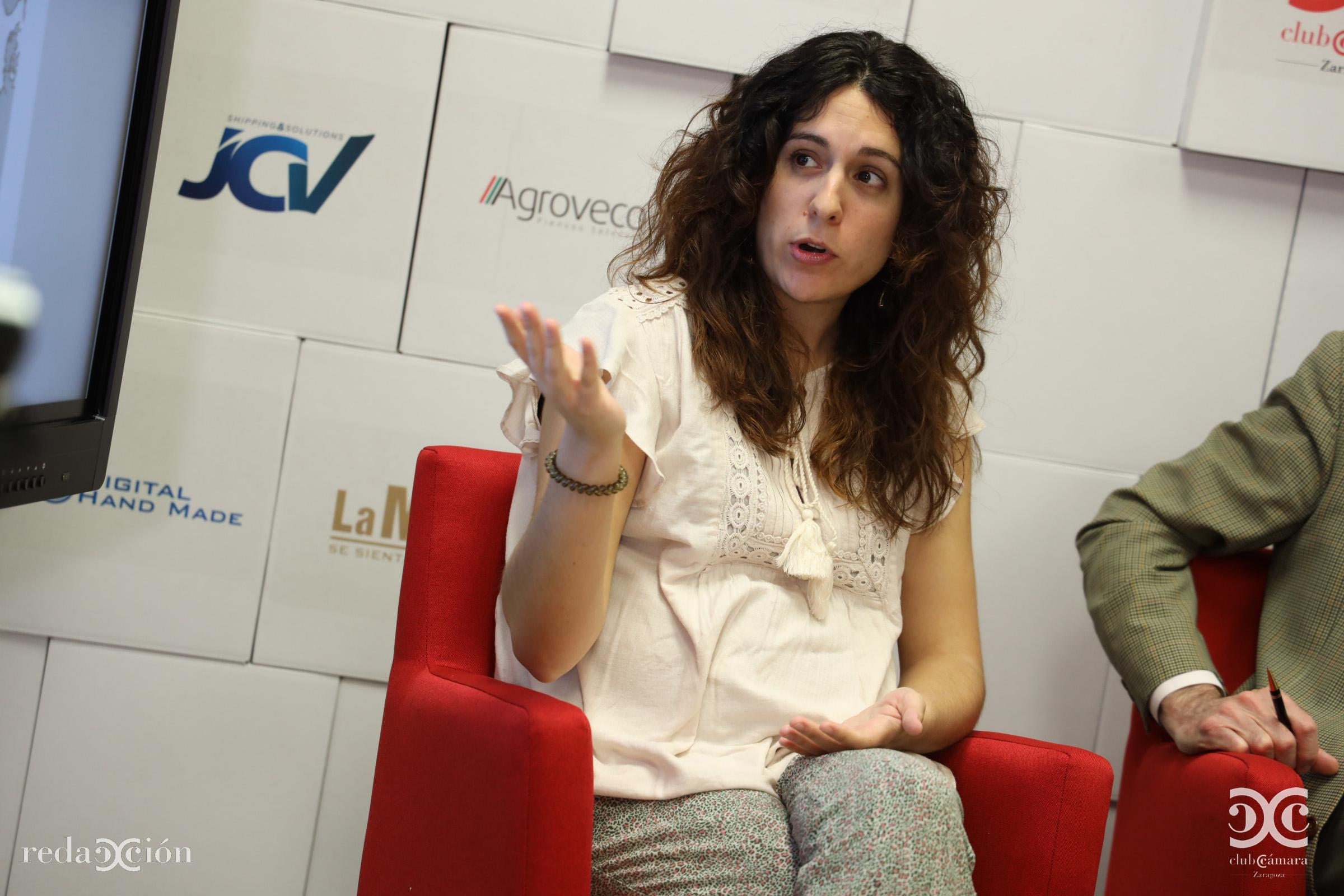 Lidia García, Tecnopackaging
