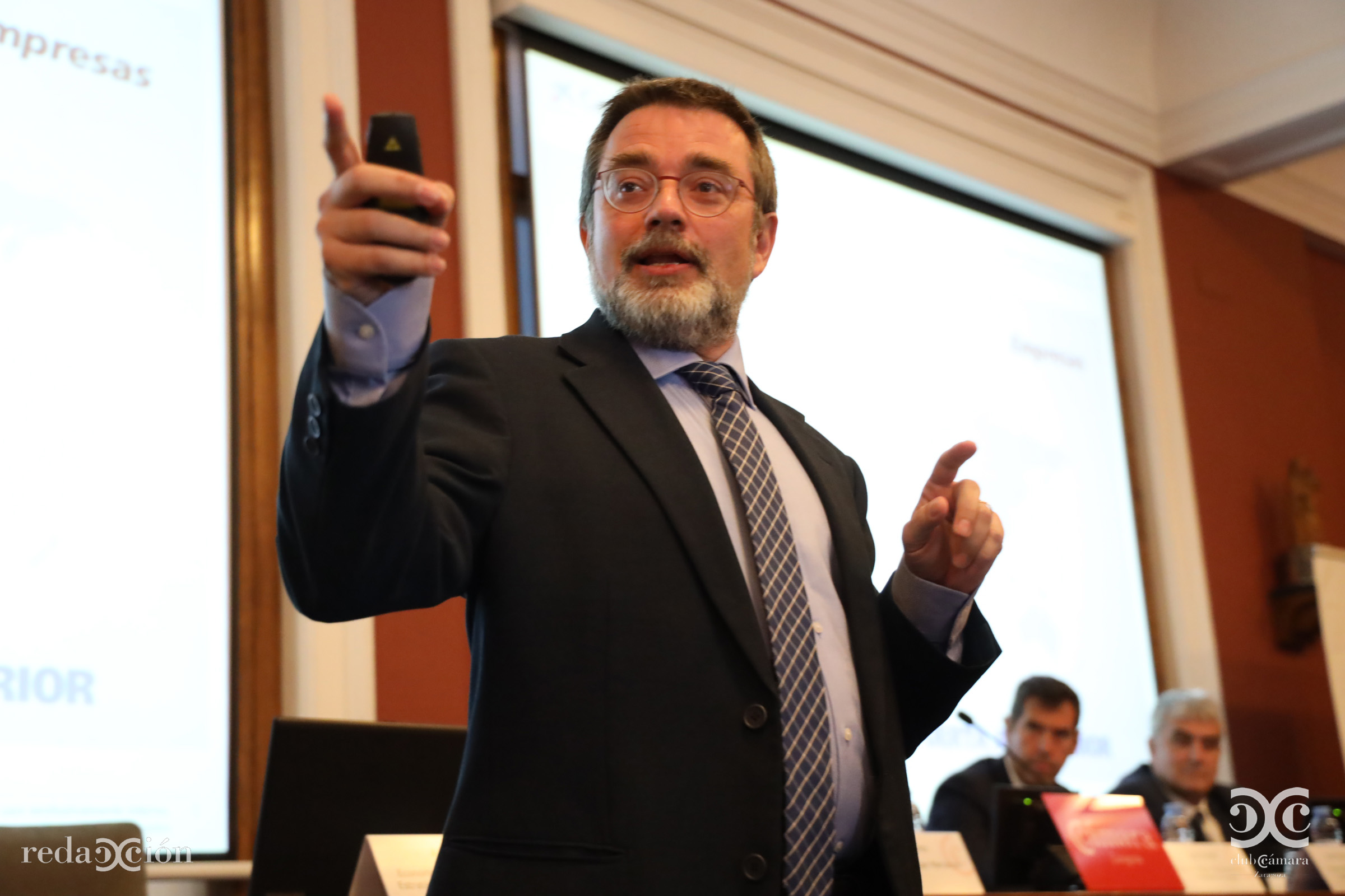 Alejandro Ruiz, CaixaBank